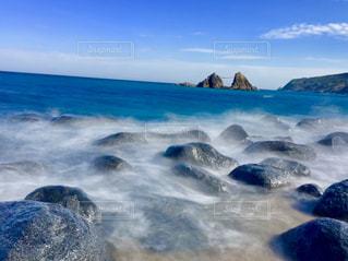 二見ヶ浦夫婦岩の写真・画像素材[1126725]