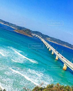 角島大橋の写真・画像素材[1251008]