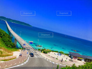 角島大橋の写真・画像素材[1315028]