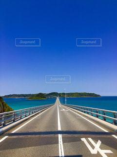 角島大橋の写真・画像素材[1315071]
