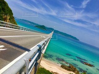 角島大橋の写真・画像素材[1388448]