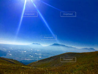 大観峰の写真・画像素材[1407462]