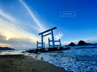 自然,風景,海,空,太陽,ビーチ,海岸,光