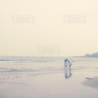自然,アウトドア,海,ビーチ,親子,海岸,リラックス,夏休み,リゾート,休日,鎌倉,お出かけ,江の島,自