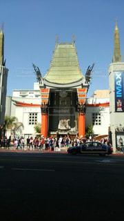 屋外,アメリカ,観光,旅行,ハリウッド,チャイニーズシアター,L.A.
