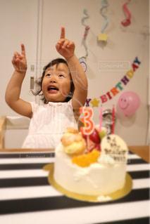 女の子,誕生日,驚き,サプライズ,お誕生日,びっくり