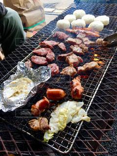 グリルの調理食品の写真・画像素材[1245698]