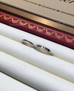 結婚指輪の写真・画像素材[1245707]