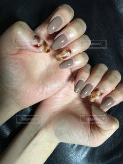 My nailの写真・画像素材[1523538]