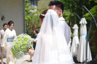 結婚式の風景の写真・画像素材[1228348]