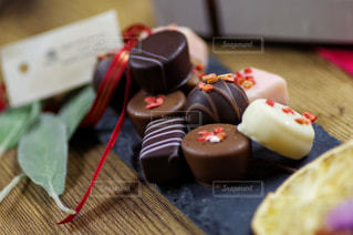 山もりチョコレートの写真・画像素材[2928939]