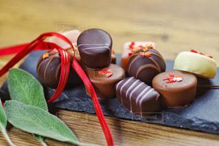 山もりチョコレートの写真・画像素材[2928945]