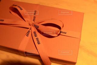 プレゼント,リボン,サプライズ,りぼん,ミュウミュウ,miu miu
