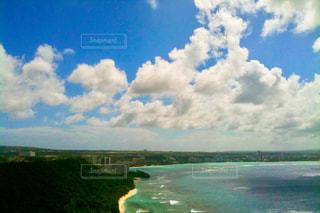 海,空,ビーチ,雲,青空,アメリカ,旅行,America,グアム,GUAM