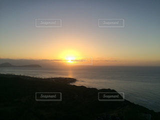 絶景,綺麗,旅行,ハワイ,日の出
