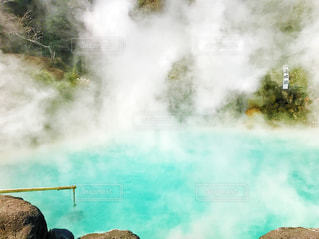 地獄温泉の写真・画像素材[1023514]