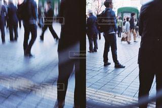 アウトドア,屋外,人,渋谷,休日,フィルム,お出かけ