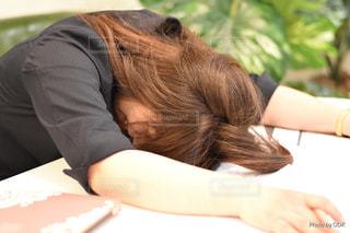 疲れたぁーー!!!!の写真・画像素材[1294494]