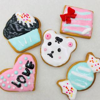 スイーツ,かわいい,クッキー,バレンタイン,手作り,アイシングクッキー,お菓子づくり,娘とクッキー作り