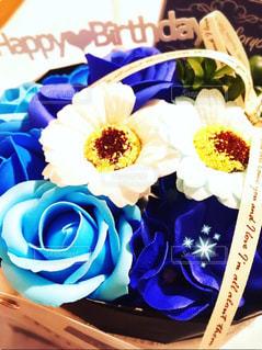 近くの花のアップの写真・画像素材[1371715]