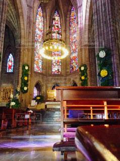 教会の写真・画像素材[1014641]