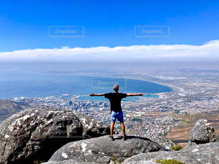 アウトドア,絶景,登山,休日,南アフリカ