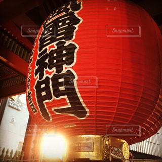 風神雷門の写真・画像素材[1013843]