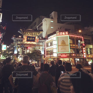 中華街。の写真・画像素材[1044269]