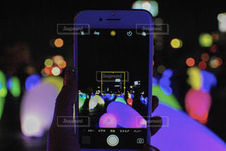 携帯電話の画面 - No.1075564
