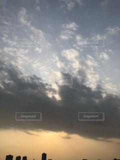 空の雲の写真・画像素材[1101745]