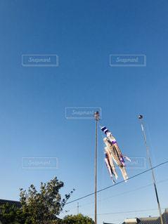 空気を通って飛んで男の写真・画像素材[1134826]
