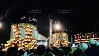 伊曽乃神社例大祭⛩の写真・画像素材[2624804]