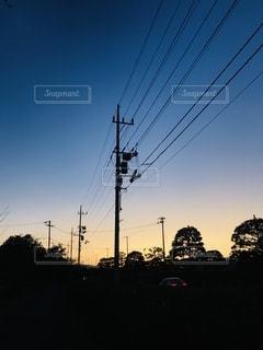 信号の写真・画像素材[2719655]