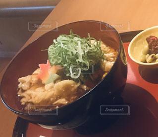 湯葉丼の写真・画像素材[1675094]