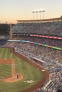 アメリカ,旅行,野球,カリフォルニア,Los Angeles,ドジャース