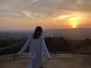 若草山からのの写真・画像素材[1035993]