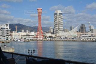 神戸の綺麗な景色の写真・画像素材[1015209]