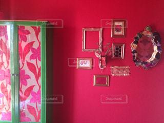 インテリア,花,レトロ,リノベーション,ビンテージ,壁紙,ガーリー,マイルーム,ウォールデコレーション