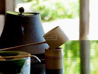 茶席の写真・画像素材[1221482]