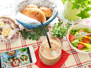 私の朝食の写真・画像素材[1245207]