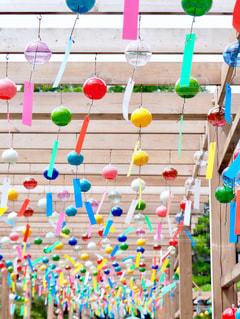 風鈴祭りの写真・画像素材[1708102]