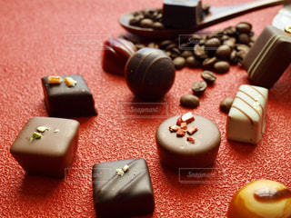 チョコレートの写真・画像素材[1776604]
