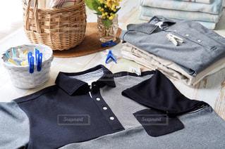 スッキリお洗濯の写真・画像素材[2165195]