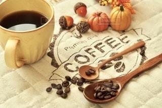 あったか色のコーヒータイムの写真・画像素材[2771545]