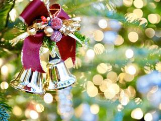 クリスマスベルの写真・画像素材[2829016]