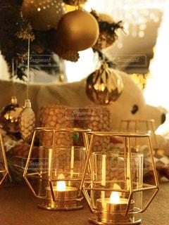 かわいいクリスマスの写真・画像素材[2849474]