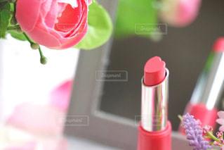 ピンクのハートの写真・画像素材[2897538]