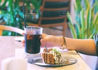お気に入りカフェの写真・画像素材[4848919]
