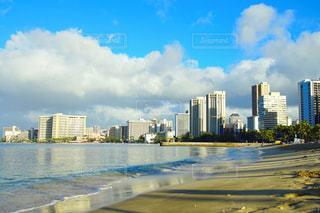 ワイキキビーチの写真・画像素材[1032350]