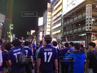 大阪,ストリート,ワールドカップ